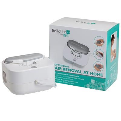 BellaLite By Silk'n hair removal at home