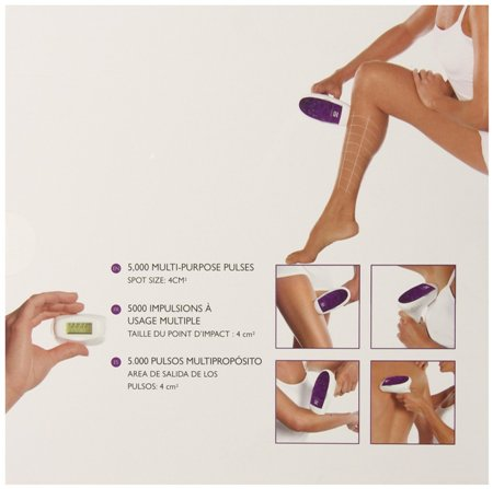 Silkn Flash nGo Permanent Laser Hair removal