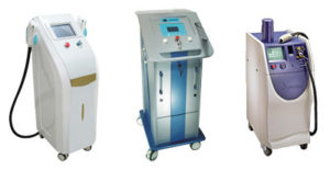 laser hair removal types