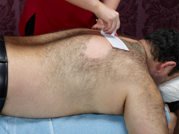 Chest And Back Hair Removal With Waxing Laser Hair Removal Guide